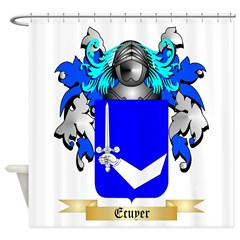Ecuyer Shower Curtain
