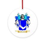 Ecuyer Ornament (Round)