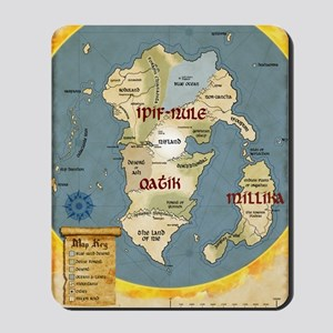 Within the Ring of Fire - Clipboard Mousepad