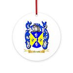 Ecroyd Ornament (Round)