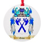 Ecles Round Ornament