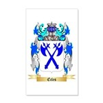 Ecles 20x12 Wall Decal