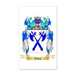 Ecles 35x21 Wall Decal