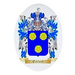 Eckhert Ornament (Oval)