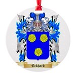 Eckhard Round Ornament