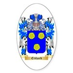 Eckhard Sticker (Oval)