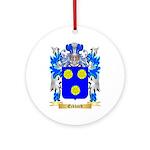 Eckhard Ornament (Round)