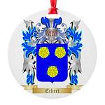 Eckert Round Ornament