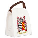 Echeveria Canvas Lunch Bag