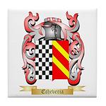 Echeveria Tile Coaster