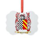 Echeveria Picture Ornament