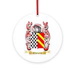Echeveria Ornament (Round)