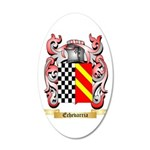 Echevarria 20x12 Oval Wall Decal