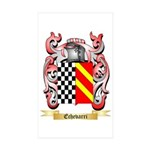 Echevarri Sticker (Rectangle 50 pk)