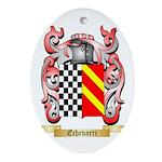 Echevarri Ornament (Oval)