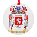 Echelle Round Ornament