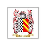 Echeberria Square Sticker 3