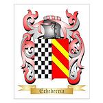 Echeberria Small Poster