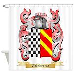 Echeberria Shower Curtain