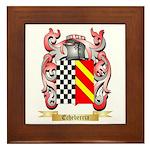 Echeberria Framed Tile
