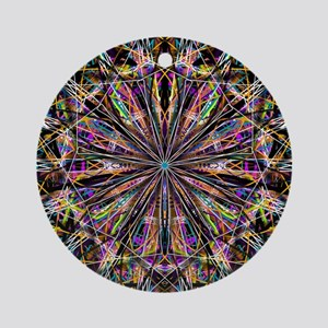 Manala Spirit  Ornament (Round)