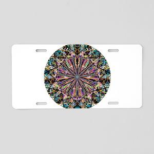 Manala Spirit  Aluminum License Plate