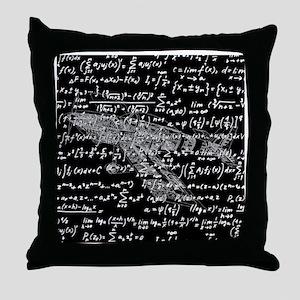 mathrv Throw Pillow