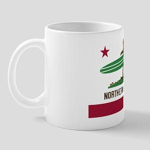 Northern California Bigfoot Mug