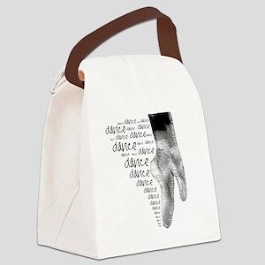 dance dance dance 2 Canvas Lunch Bag