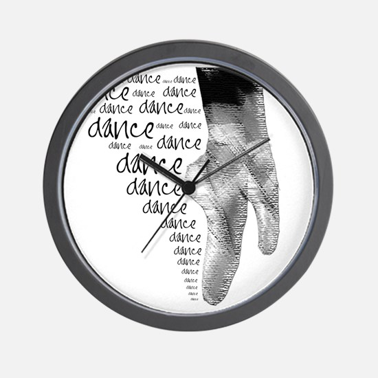 dance dance dance 2 Wall Clock