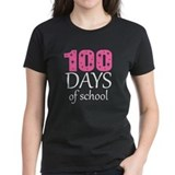 100th day of school Women's Dark T-Shirt