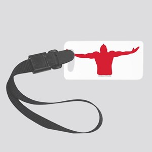 sillahoutte corey Small Luggage Tag