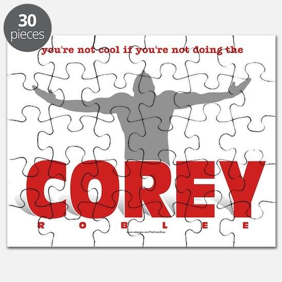 doing the COREY Puzzle