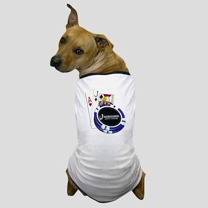 horseshoe21 Dog T-Shirt