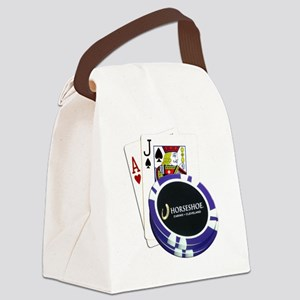 horseshoe21 Canvas Lunch Bag