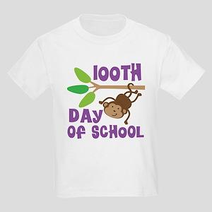 100th Day Of School gift Kids Light T-Shirt