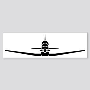 T-6 Shrunk Front Sticker (Bumper)
