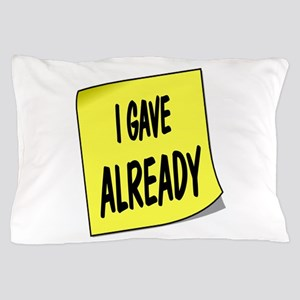 GAVE Pillow Case