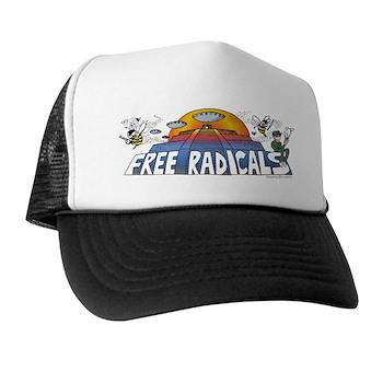 Free Radicals Trucker Hat