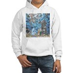 Free Radicals Rising Tide Hooded Sweatshirt