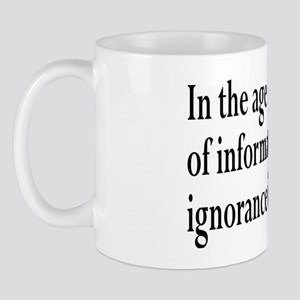 informationrectangle Mug