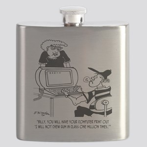 Print Out 1 Million Times ... Flask