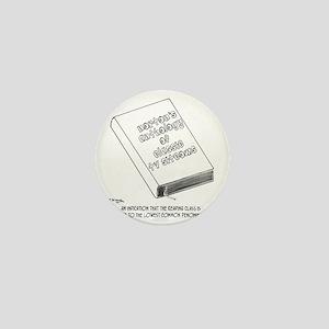 Nortons Anthology of Classic TV Sitcom Mini Button