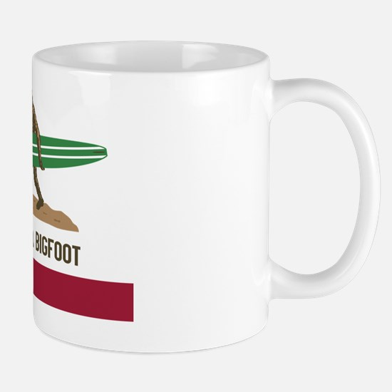 California Bigfoot... Mug