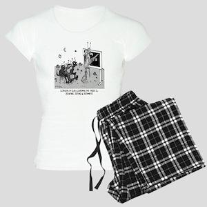 The Three Zs Women's Light Pajamas
