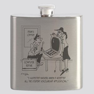 All Scholarship Applications Accepted Flask