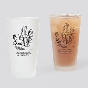 Use Long or Short Term Memory Drinking Glass