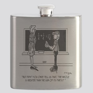 The Whole is Greater Than the Sum of its Par Flask