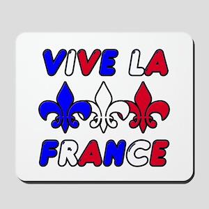 Vive La France Mousepad