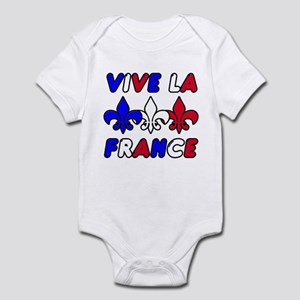 Vive La France Infant Bodysuit